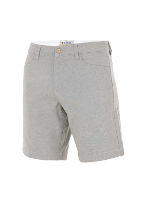 Aldo Chino Shorts Grey Melange