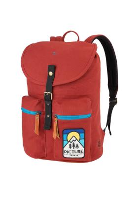 Jeriko Backpack Brick