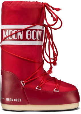 Moon Boot Nylon Rot