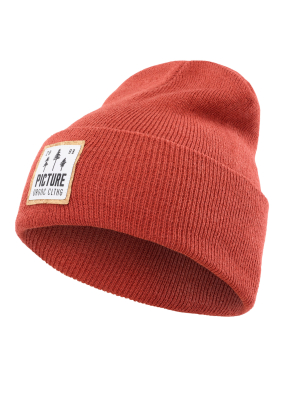 6d10ddfd49384 Picture Organic Clothing Uncle Beanies Brick   Hats   Snowleader