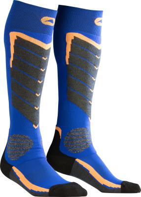 Access Socks Blue