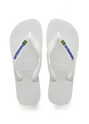 Brasil Logo White