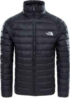 M Trevail Jacket Tnf Black/Tnf Black