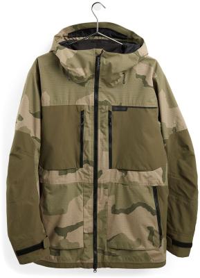 M Frostner Jacket Barren Camo/Keef