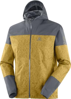 XA 2.5L Waterproof Jacket Cumin/Ebony/Ao