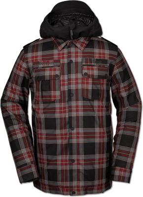 Creedle2Stone Jacket Red
