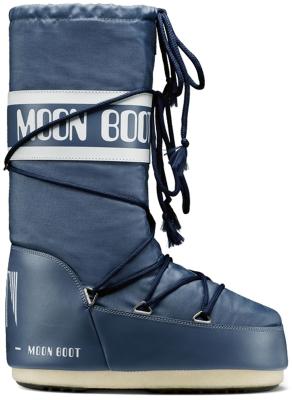 Moon Boot Nylon Jeans