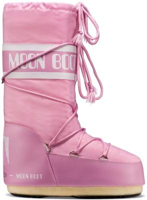 Moon Boot Nylon Pink