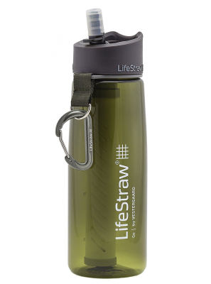 Lifestraw Go 2 Stages Green
