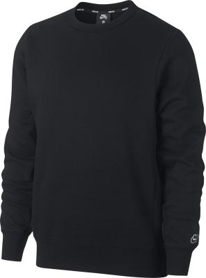 Nike SB Icon Crew Fleece Essential Black/Black