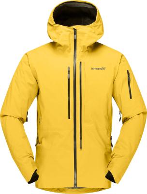 Lofoten Gore-Tex Pro Jacket M'S Lemon Chrome