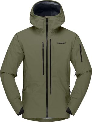 Lofoten Gore-Tex Pro Jacket M'S-Olive Night