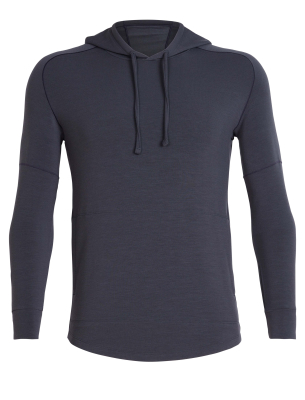 Mens Momentum LS Hood Panther