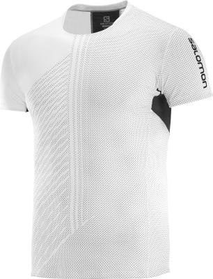 T-Shirt S/Lab Sense Tee M White/Black