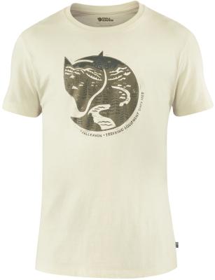 Arctic Fox T-shirt M Chalk White