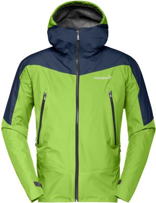 Falketind Gore-Tex Jacket M Bamboo Green