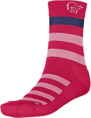 Falketind Mid Weight Merino Socks Jester Red
