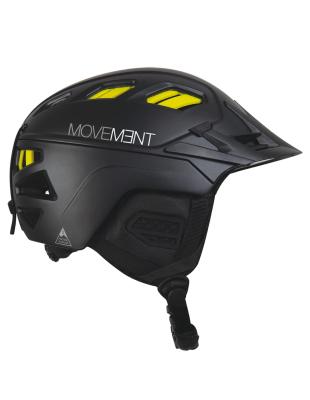 3Tech Freeride Helmet black lime
