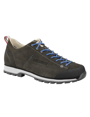 Cinquantaquattro Low Anthracite/Blue