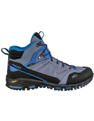 7897d3fa884c26 Millet Hike Up Mid GTX M Flint   Men s Walking Boots   Snowleader