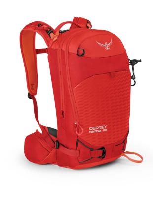 Kamber 22 Ripcord Red