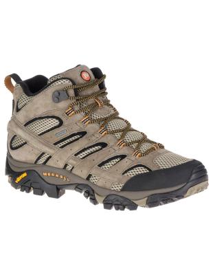 fa16c44895f Merrell Moab 2 LTR Mid GTX Pecan   Men s Walking Boots   Snowleader