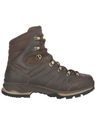 1b853f5037a Pinto LL Mid espresso Lowa   Chaussures randonnée homme   Snowleader
