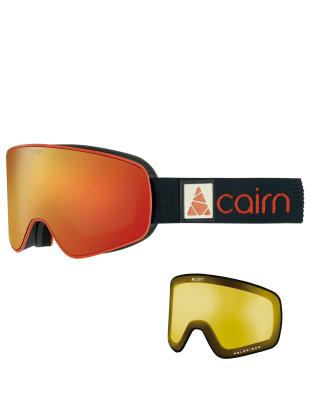 Polaris CLX Pol Mat Black Orange
