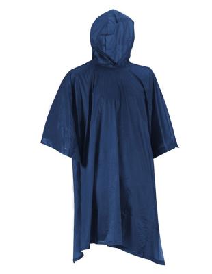 Poncho PVC Bleu Luxe