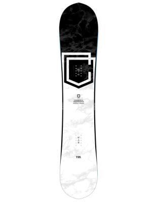 Snowboard Clash Black & White 2021