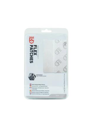 Tenacious Tape® 2 Patches Nylon Transparent Ripstop 7,6Cm X 12,7Cm