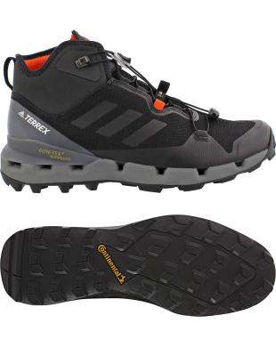 54e25f28e adidas terrex Terrex Fast Mid GTX Surround noir   Men s Walking Boots    Snowleader