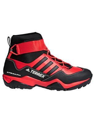 896fe64e07c98 adidas terrex Terrex Hydro Lace Red Core Black   Men s Walking Boots    Snowleader