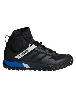 Men's Black Terrex Trail Cross Protect Nordic Walking Shoes