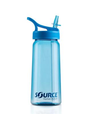Tritan Bottle 0.5L Light Blue