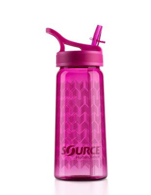 Tritan Bottle 0.5L Pink
