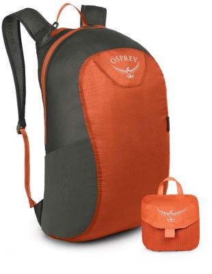 Ultralight Stuff Pack  Poppy Orange