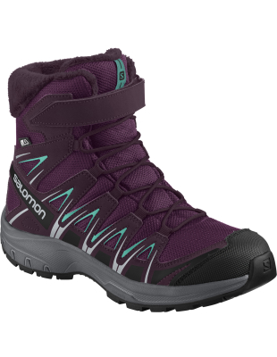 XA Pro 3D Winter TS CSWP J Dark Purple