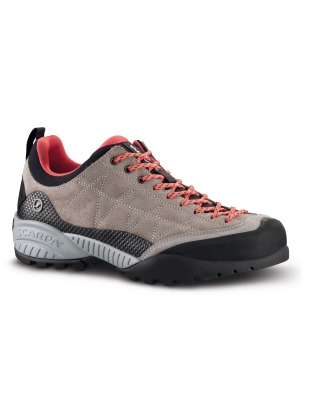Zen Pro Wmn Taupe/Coral/Red