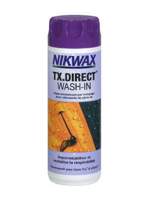 Wash-in Tx Direct