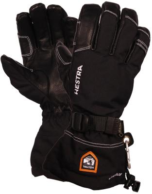 Army Leather GTX Glove Noir