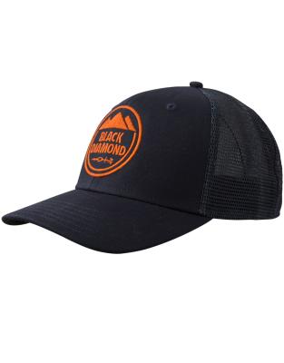 BD Trucker Hat Captain/Redwood