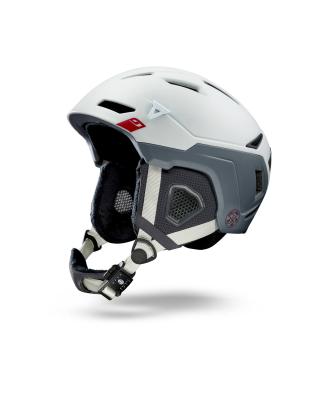 The Peak White Helmet