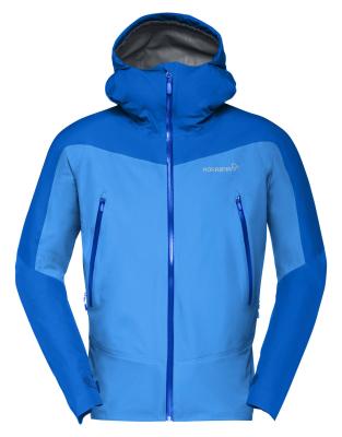 Falketind Gore-Tex Jacket M Campanula/Olympian Blue