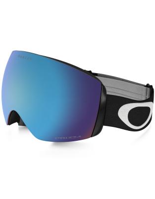 54d39cae37 Oakley Flight Deck Xm Matte Black Prizm Sapphire Iridium   Ski Goggles    Snowleader