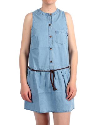 Kelly Dress W Denim