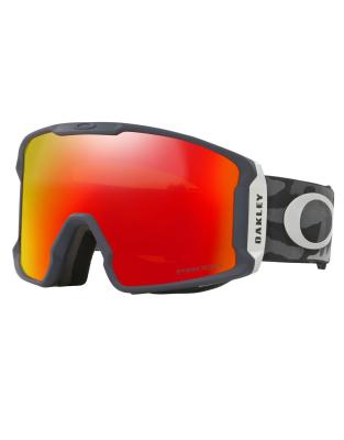 69c2484b9a Oakley Line Miner Night Camouflage Prizm Torch Iridium   Ski Goggles    Snowleader
