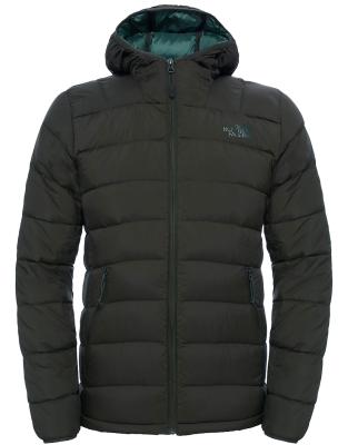 M La Paz Hooded Jacket Rosin Green