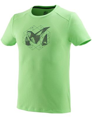 M Logo 2 T-Shirt SS M Flash Green