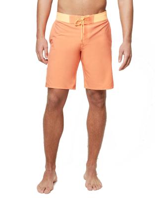 Pm Solid Freak Boardshorts Burning Orange